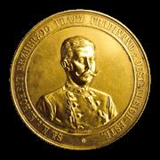 Slika zlatna medalja