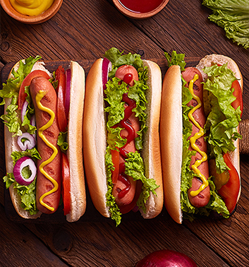 Sausages and Frankfurters