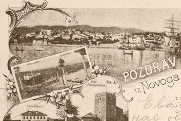 Gavrilović's Zimska for the Summer Villa in Novi Vinodol