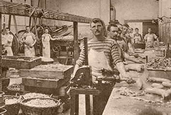 Talijanski prsti u petrinjskoj salami