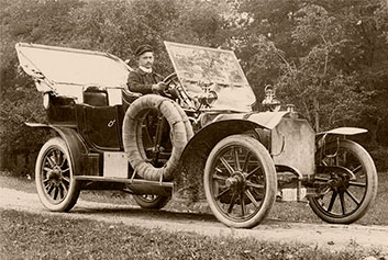 Prvi auto Đure Prvog