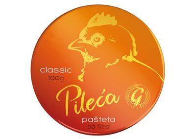 Pašteta ART Pileća Classic 100g